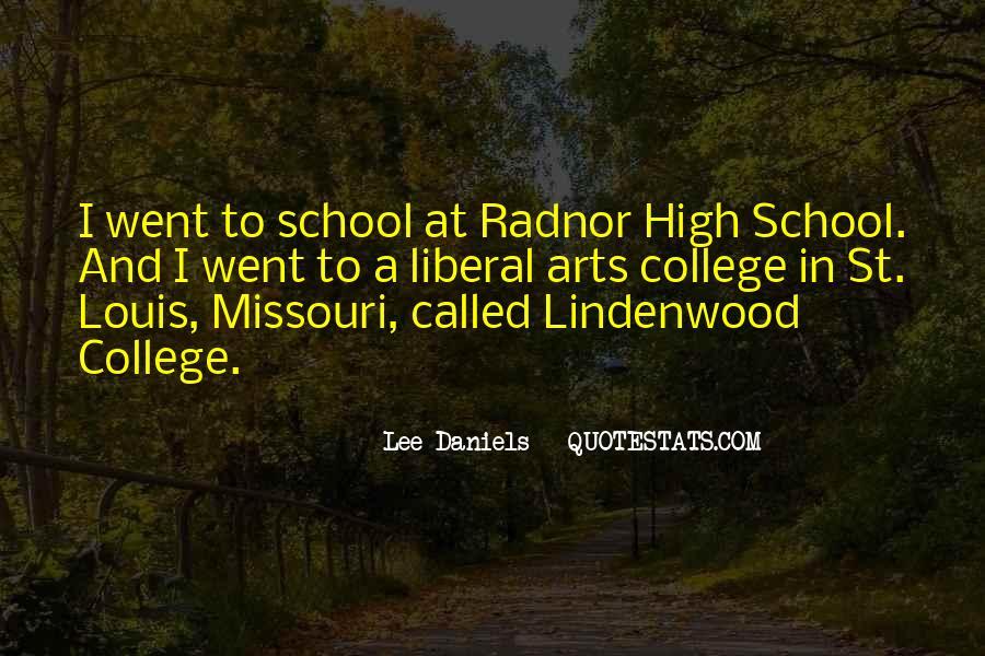 Quotes About St Louis Missouri #429090