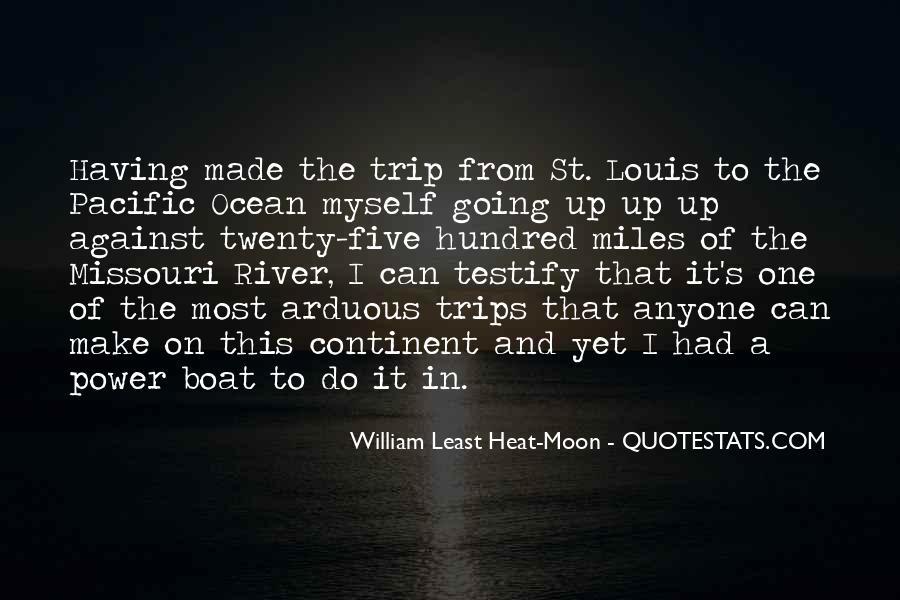 Quotes About St Louis Missouri #818549