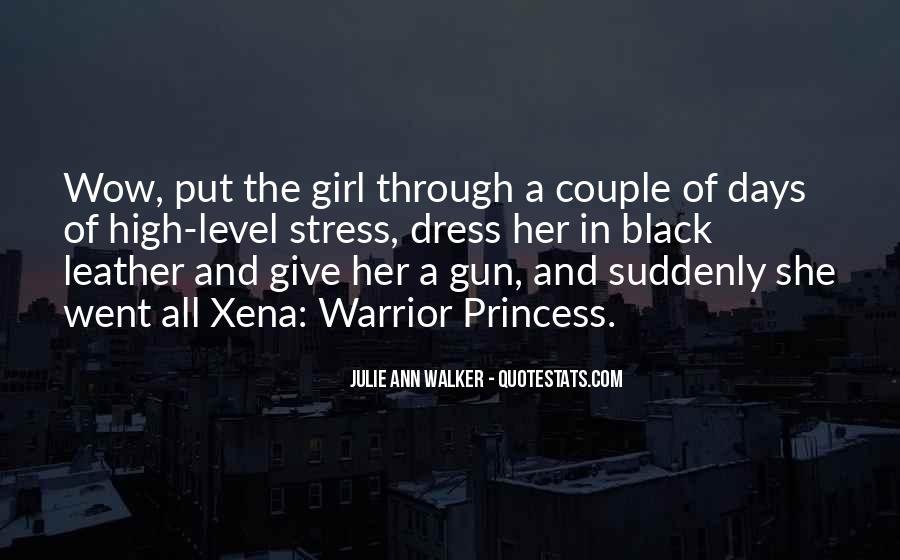 Quotes About A Girl In A Black Dress #345781