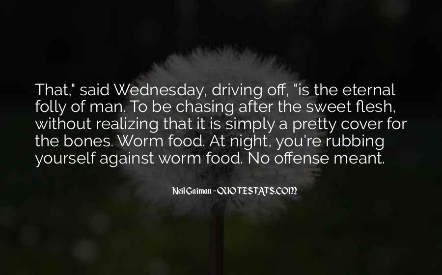 Quotes About Wednesday Night #864943