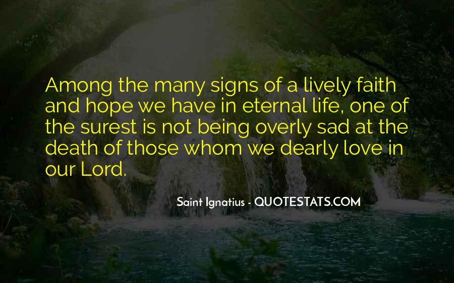 Quotes About Faith Love And Hope #342613