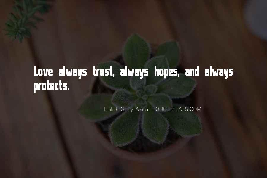 Quotes About Faith Love And Hope #596978
