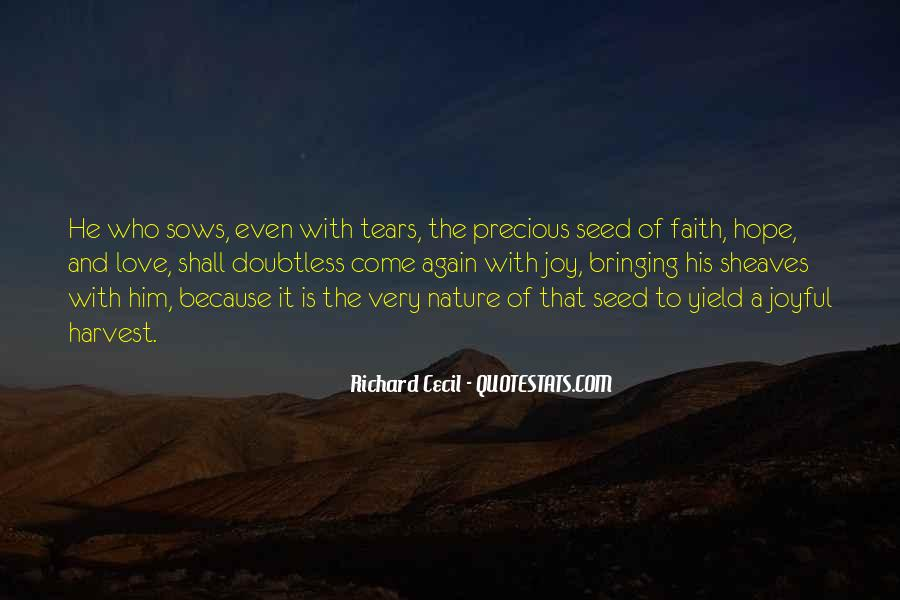 Quotes About Faith Love And Hope #633159