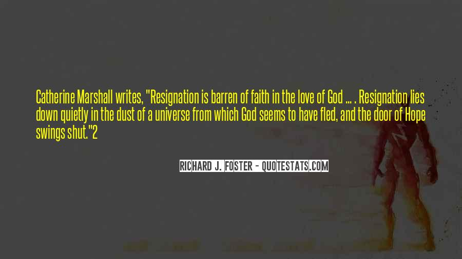 Quotes About Faith Love And Hope #645143