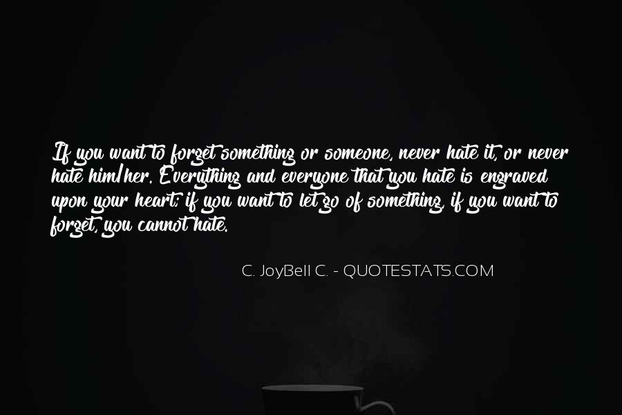 Top 42 Quotes About Never Letting Go Of Her: Famous Quotes ...