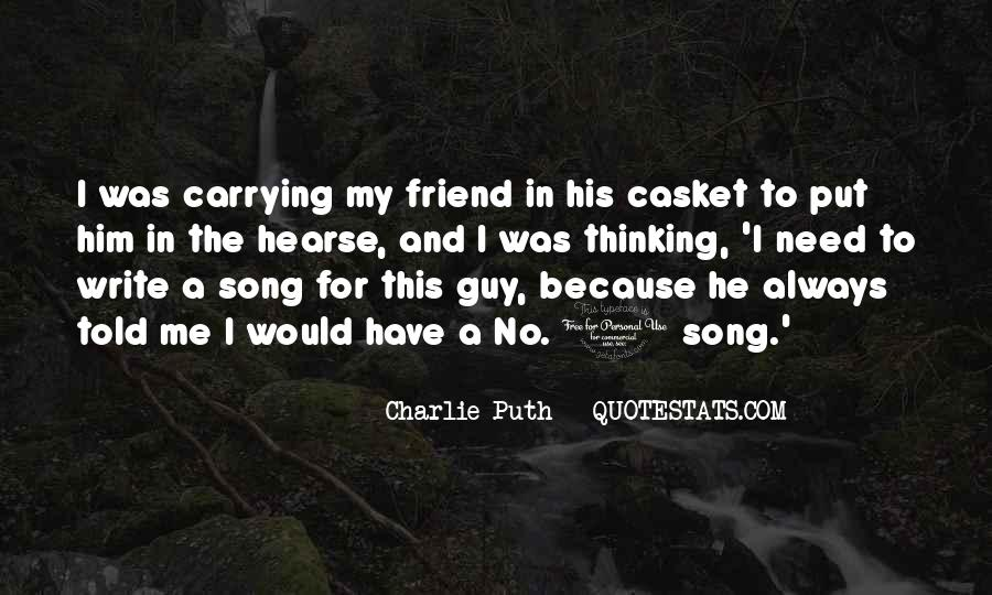 Quotes About A Friend In Need #911961