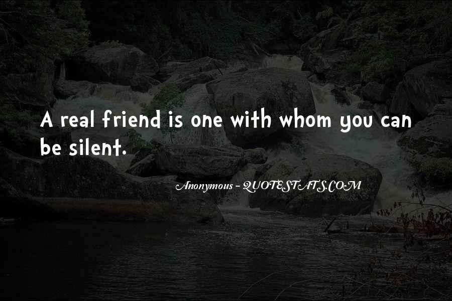 Quotes About True Friend And Trust #372795