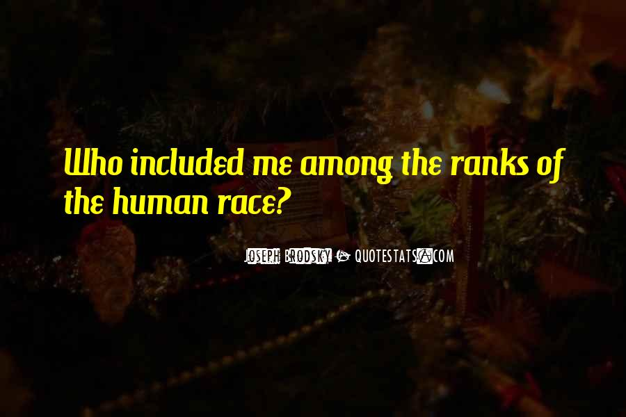 Quotes About Ranks #397259