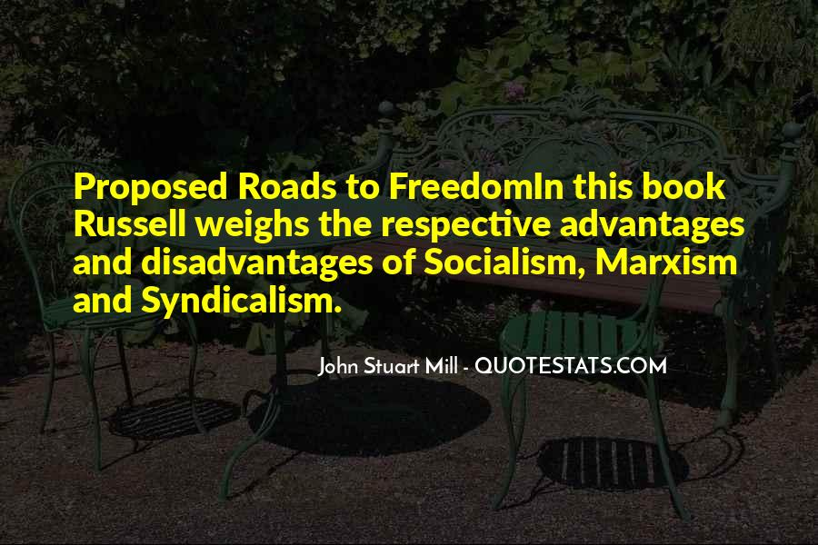 Quotes About Socialism Freedom #1745253