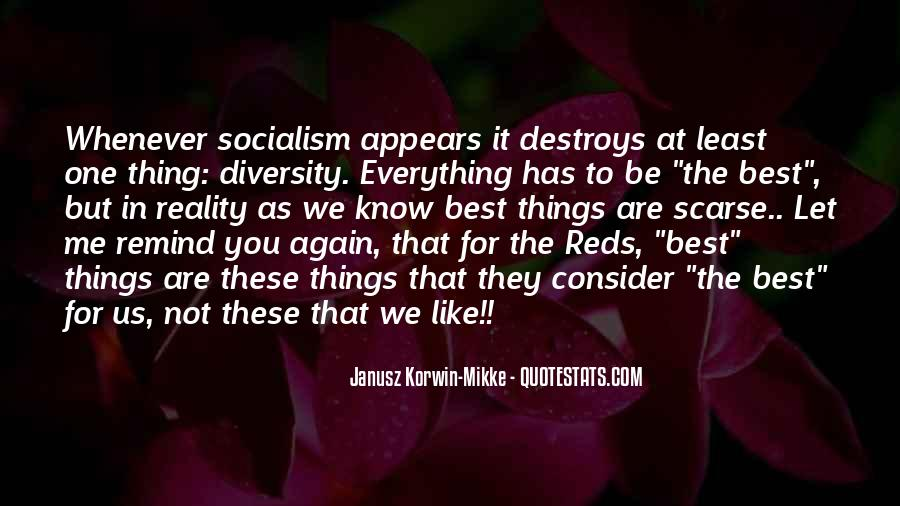 Quotes About Socialism Freedom #362354