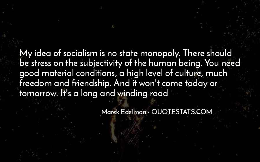 Quotes About Socialism Freedom #389818