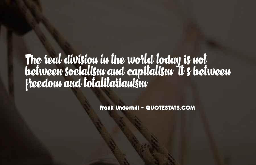 Quotes About Socialism Freedom #754778