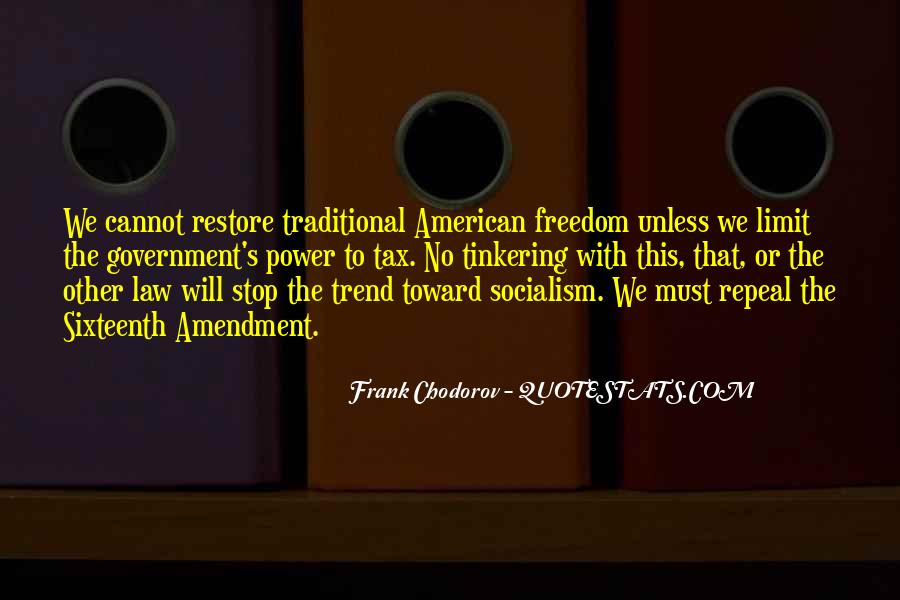 Quotes About Socialism Freedom #882619