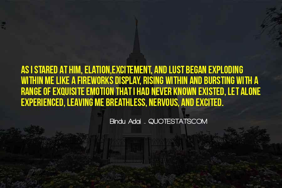 Quotes About Love That Never Existed #1197921