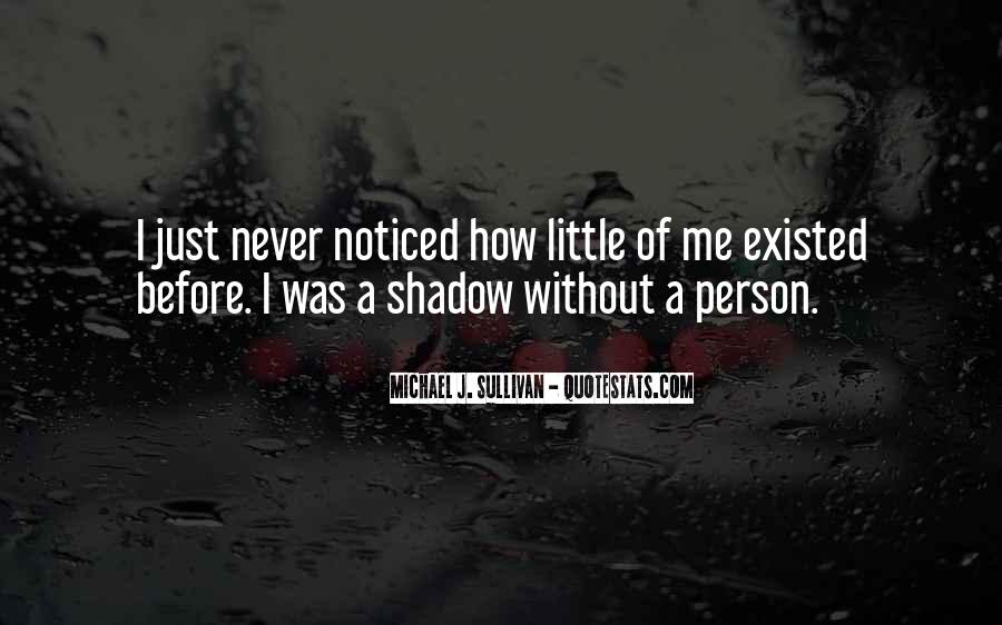 Quotes About Love That Never Existed #1736242