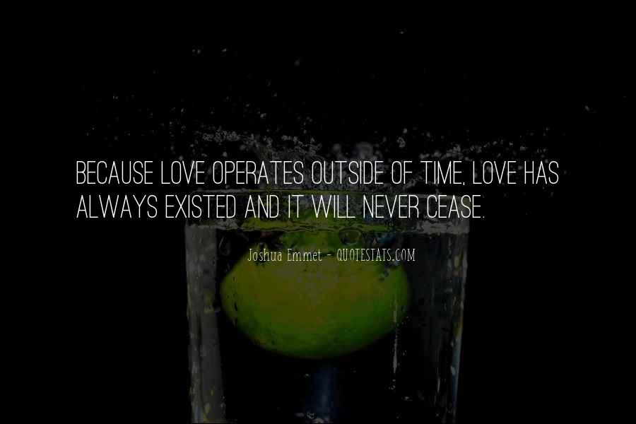 Quotes About Love That Never Existed #1801698