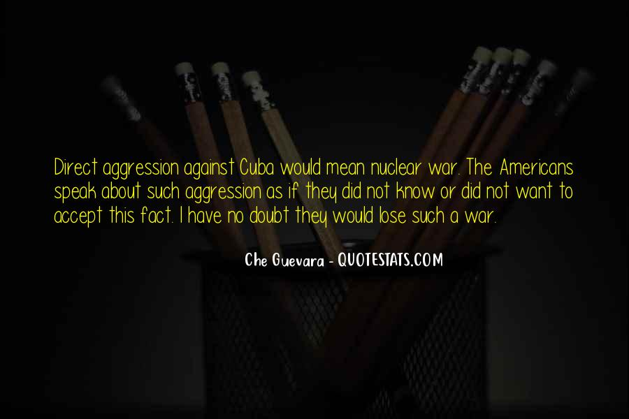 Quotes About Nuclear War #145965