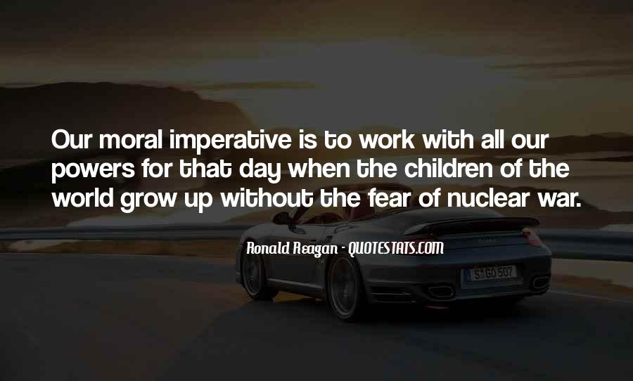 Quotes About Nuclear War #863048
