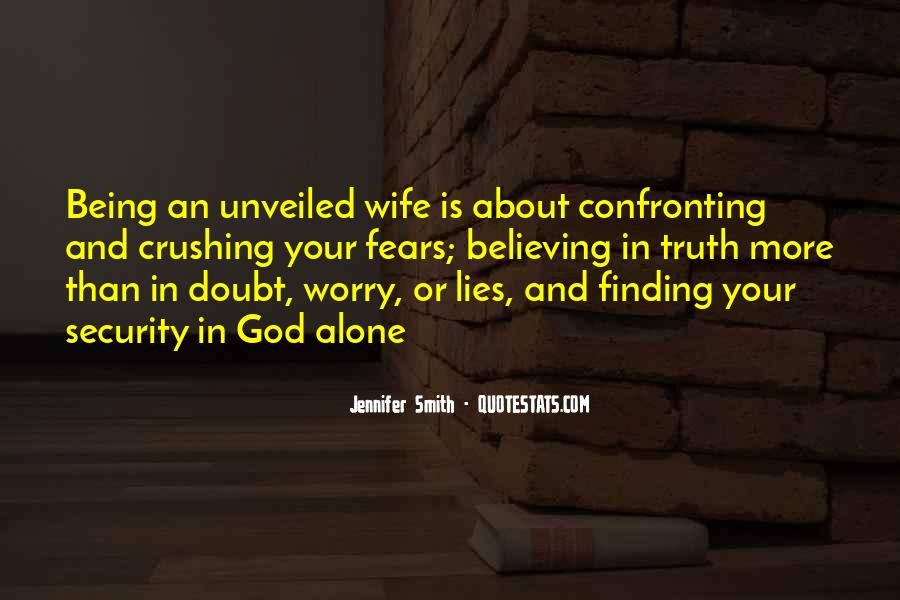 Quotes About Being Your Wife #1544584