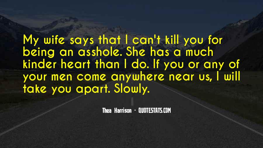 Quotes About Being Your Wife #337776
