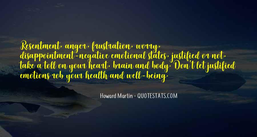 Quotes About Your Brain And Heart #1597886