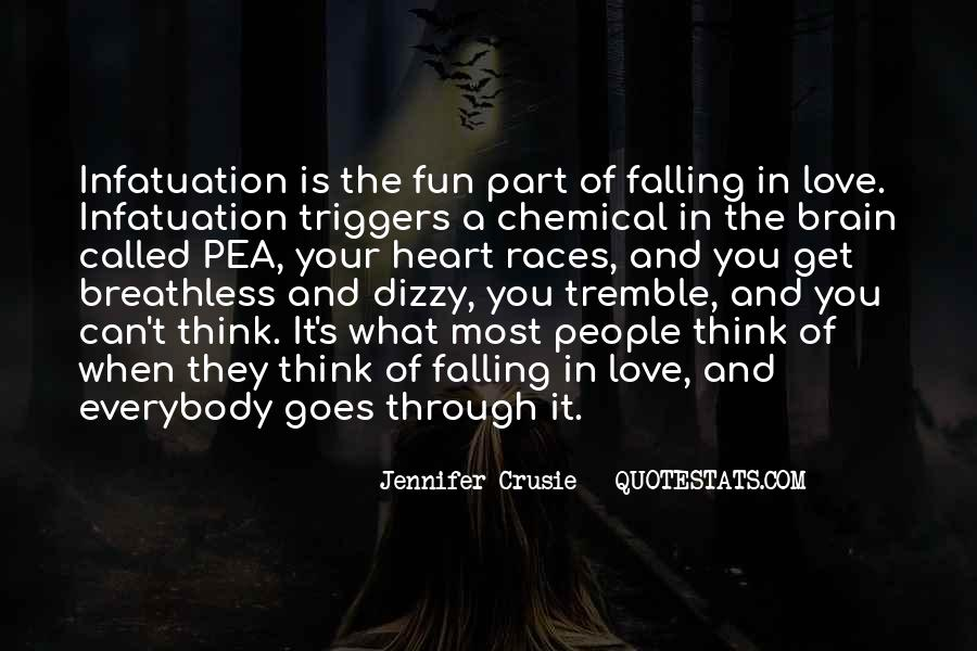 Quotes About Your Brain And Heart #1726763