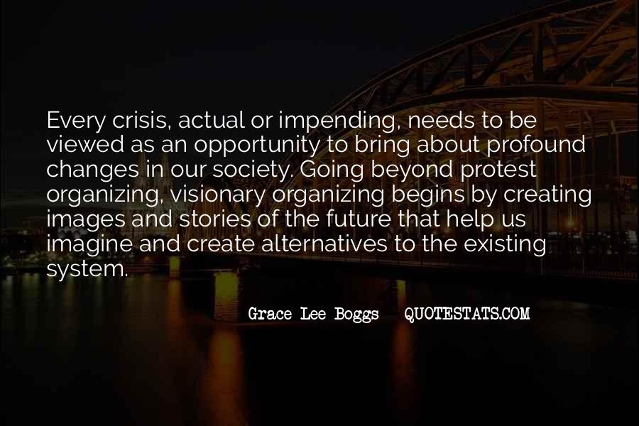 Quotes About Impending Change #1805151