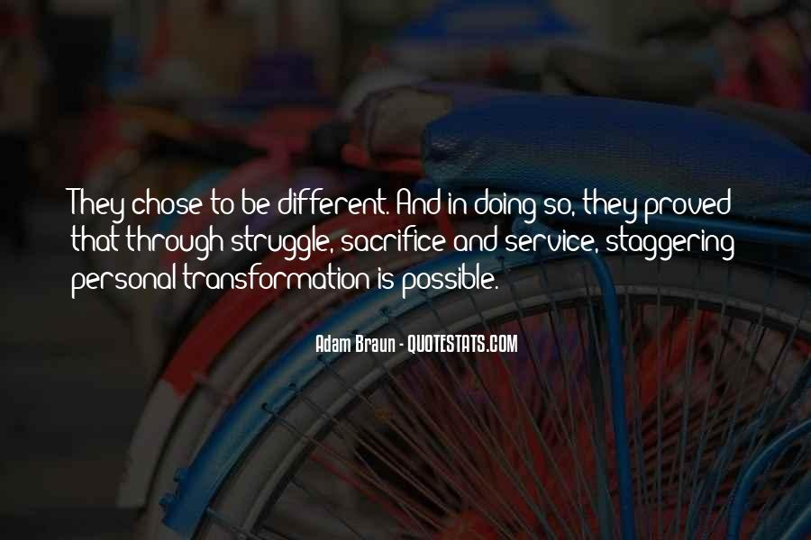 Quotes About Personal Service #1066144
