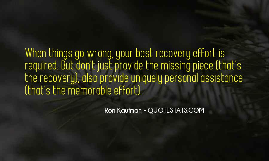 Quotes About Personal Service #1630595