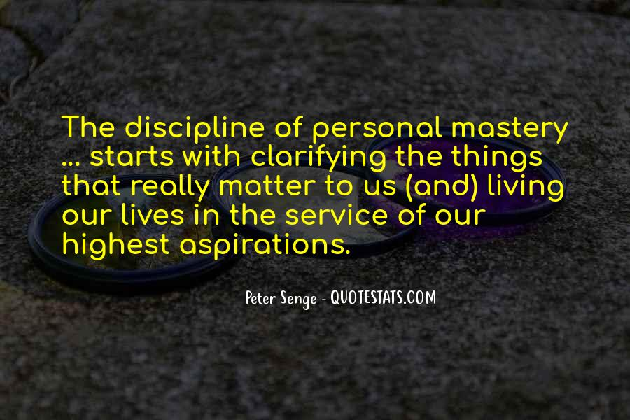 Quotes About Personal Service #391313