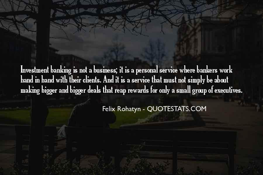 Quotes About Personal Service #648782