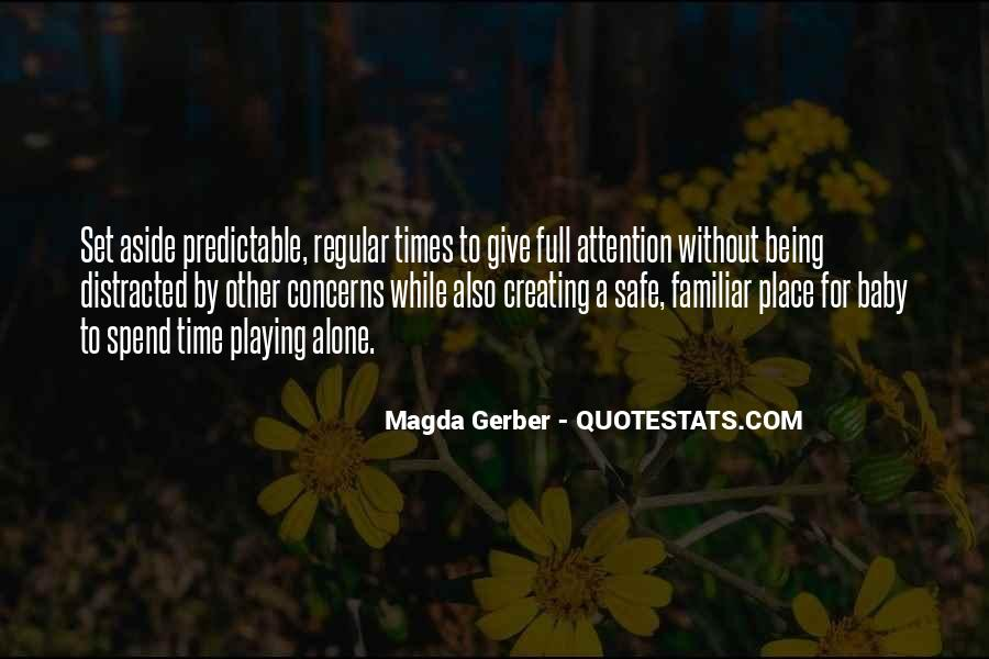 Quotes About Being Set Aside #1271008
