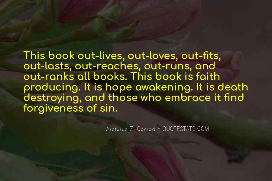 Quotes About Hope From The Bible #306680