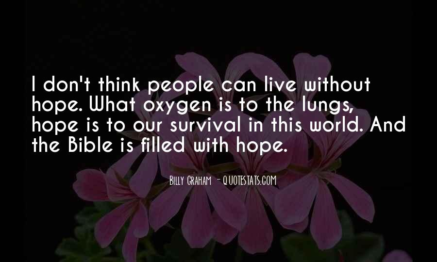 Quotes About Hope From The Bible #422011