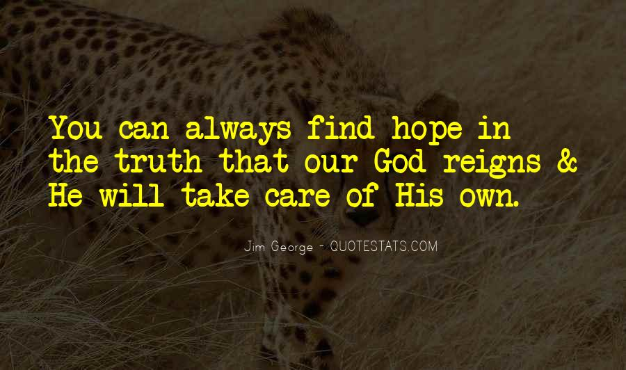 Quotes About Hope From The Bible #84718