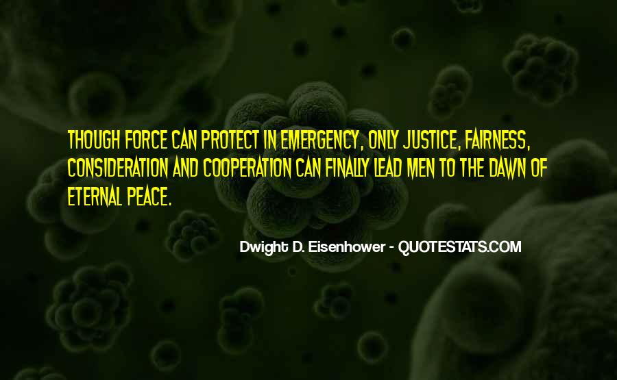 Quotes About Fairness And Justice #1040200