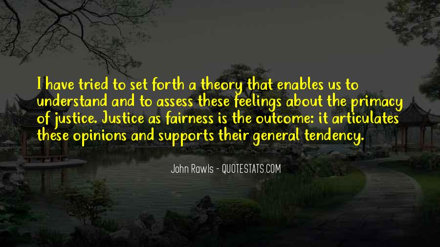 Quotes About Fairness And Justice #1058976