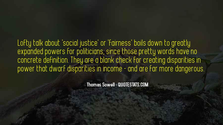 Quotes About Fairness And Justice #1358826
