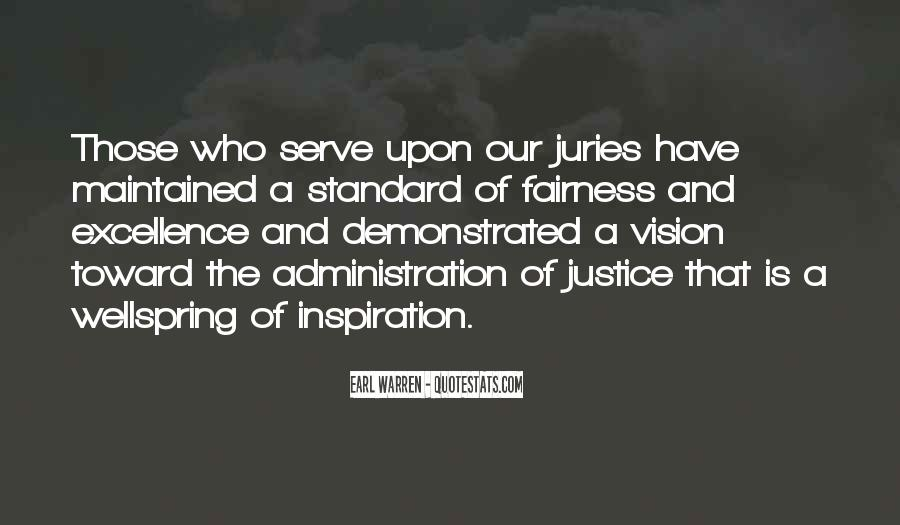 Quotes About Fairness And Justice #1442549