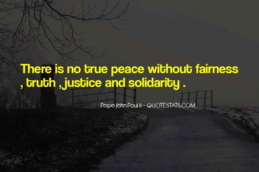 Quotes About Fairness And Justice #266130