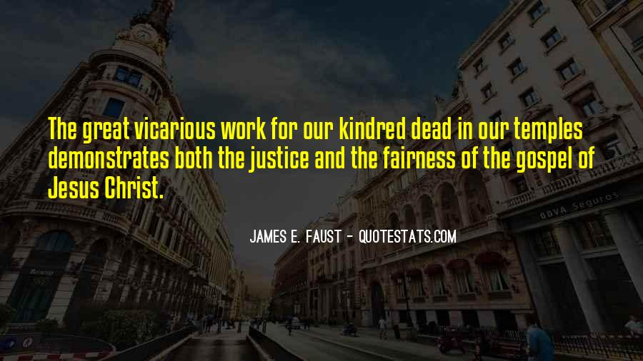Quotes About Fairness And Justice #624410
