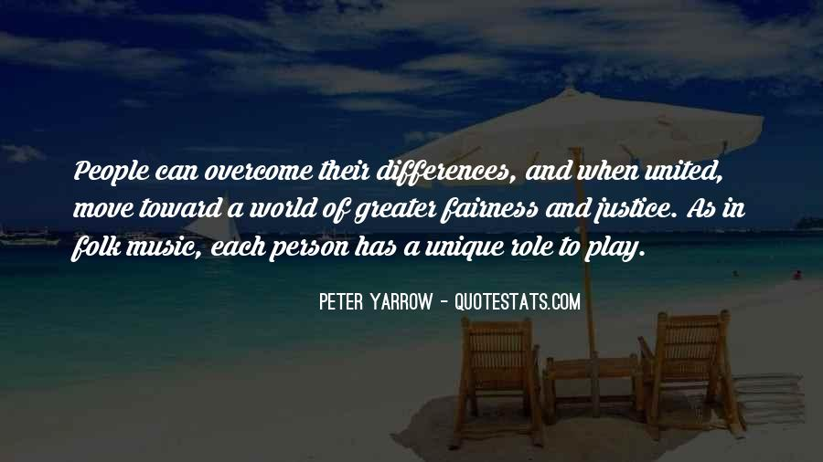 Quotes About Fairness And Justice #803731