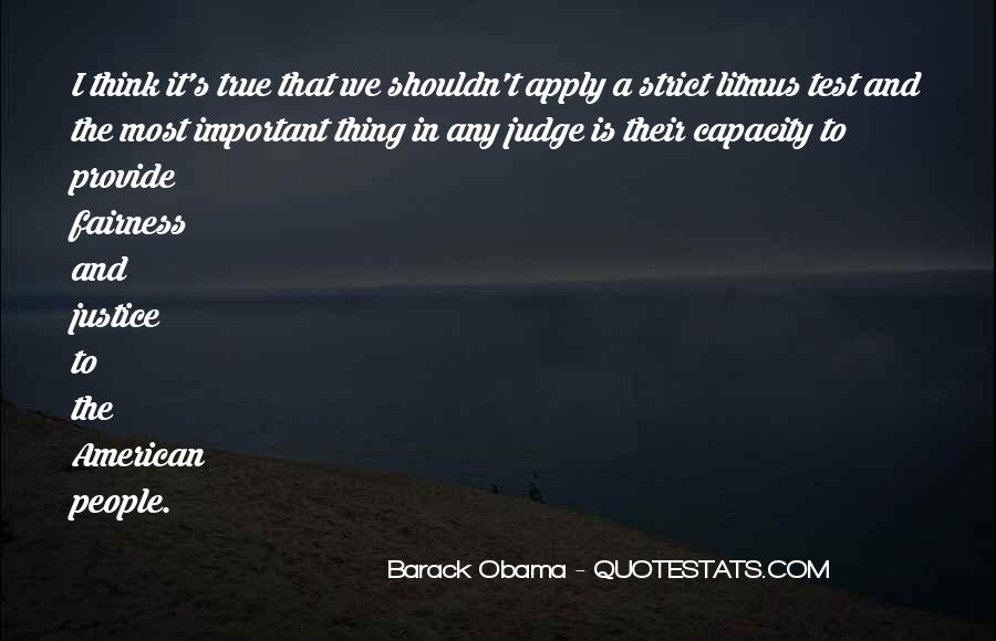 Quotes About Fairness And Justice #994593