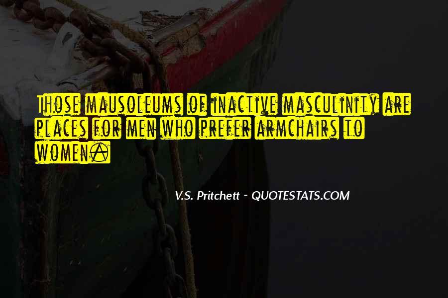 Quotes About Mausoleums #1040937