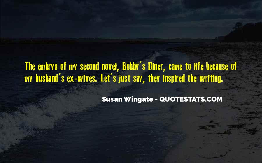 Quotes About Your Wife Dying #597308