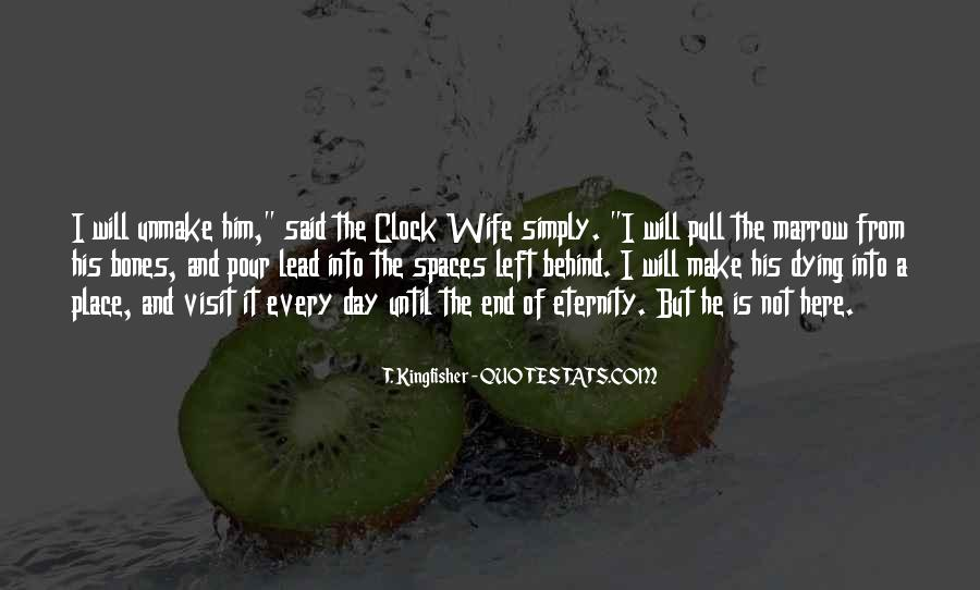 Quotes About Your Wife Dying #655661