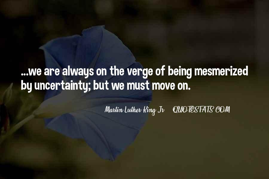 Quotes About Mesmerized #1187192