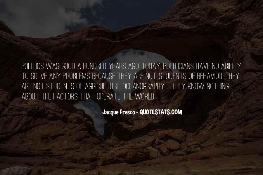 Quotes About Oceanography #34928