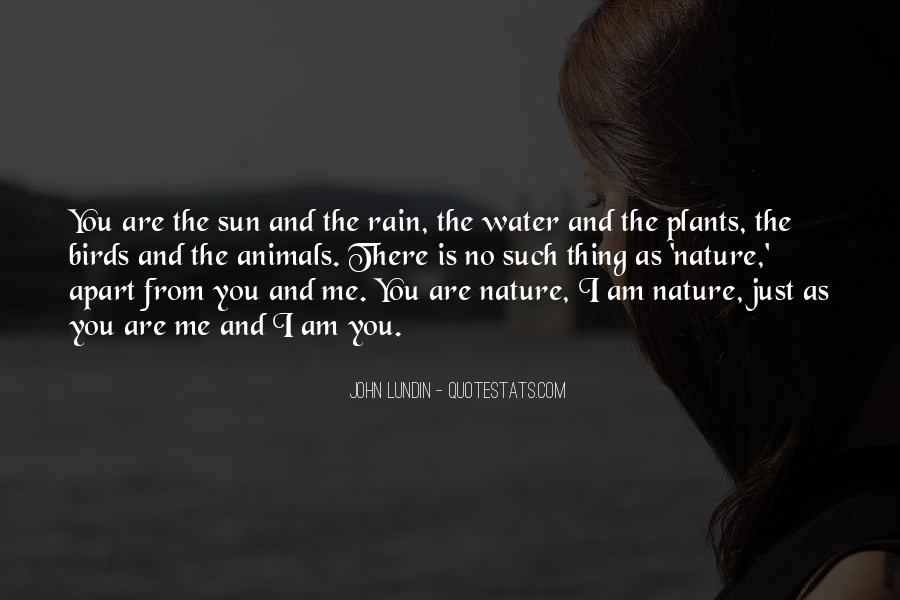 Quotes About Birds And Nature #1070102