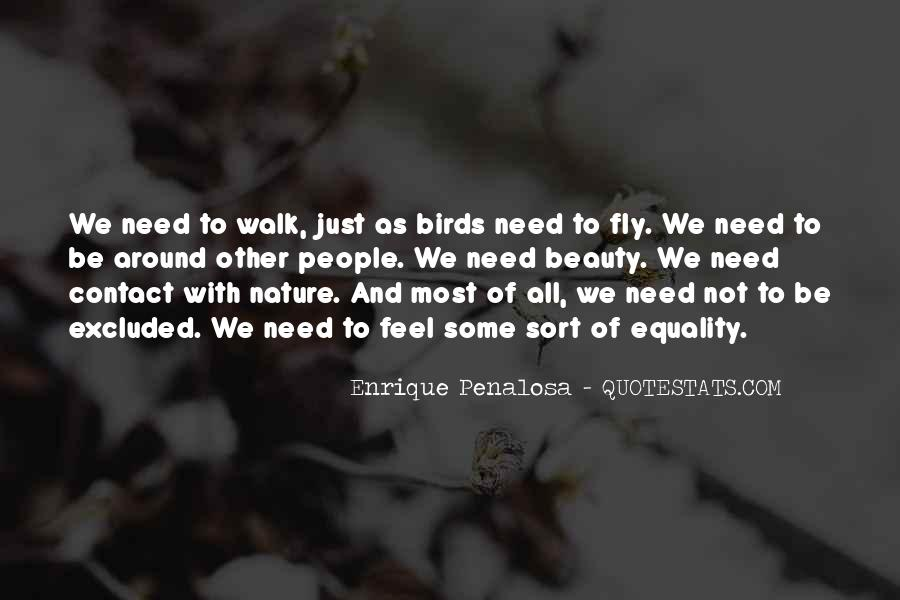 Quotes About Birds And Nature #1086542